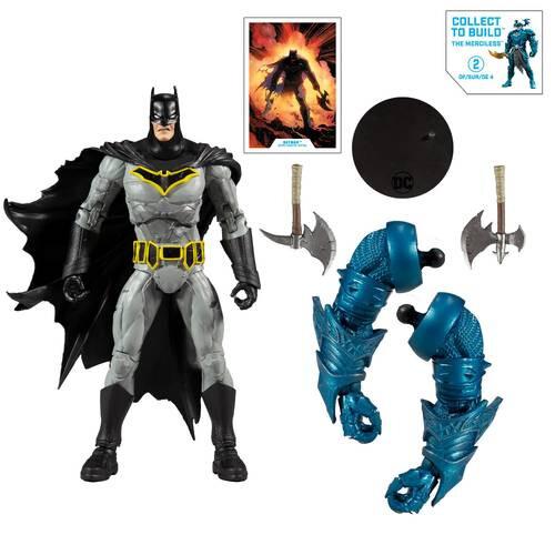"""Mcfarlane DC MULTIVERSE 7"""" ACTION FIGURE - Wave 2 Batman"""