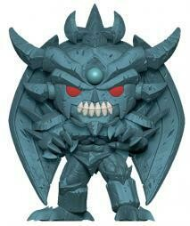"Funko Yu-Gi-Oh! - Obelisk 6"" Exclusive Pop! Vinyl Figure"