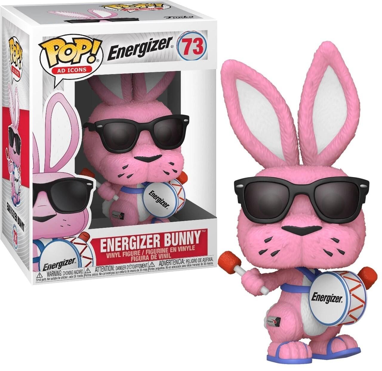 Funko AD Icons - Energizer Bunny Pop! Vinyl Figure