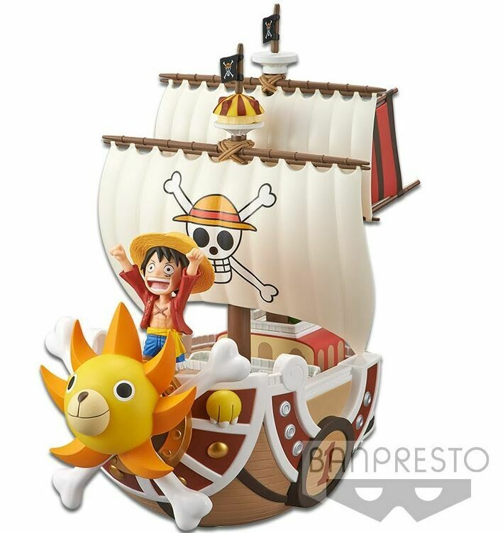 PRE-ORDER ONE PIECE MEGA WCF SPECIAL!! – THOUSAND SUNNY –