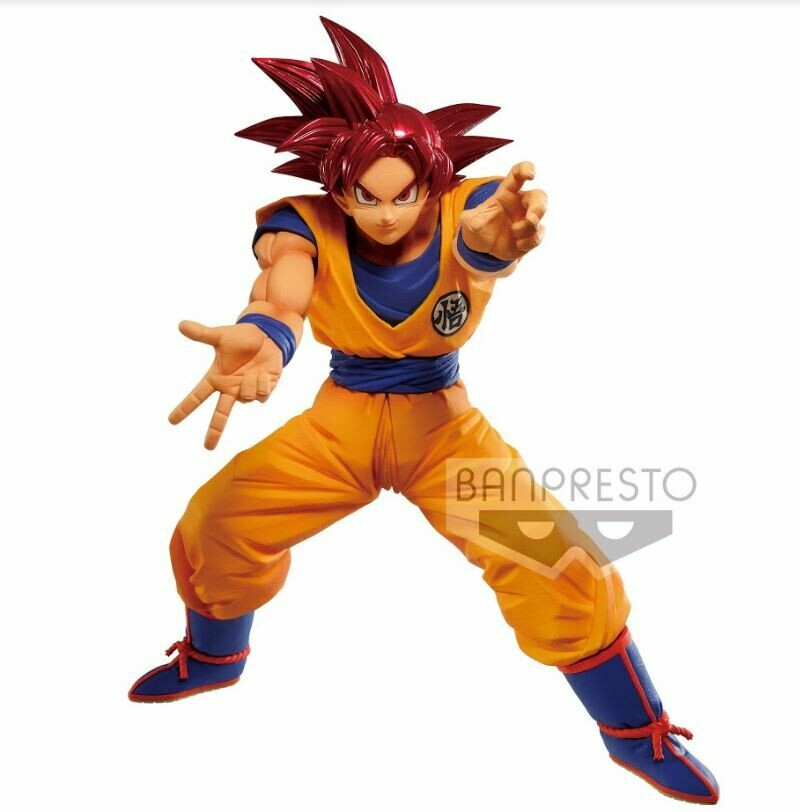 PRE-ORDER DRAGON BALL SUPER MAXIMATIC THE SON GOKU