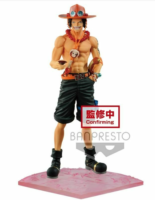 ONE PIECE MAGAZINE FIGURE SPECIAL EPISODE Ace VOL.2