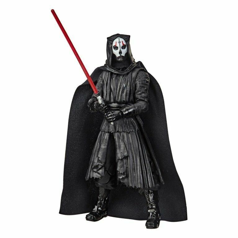 PRE-ORDER Hasbro Star Wars Black Series Gaming Greats Knights of the Old Republic Darth Nihilus