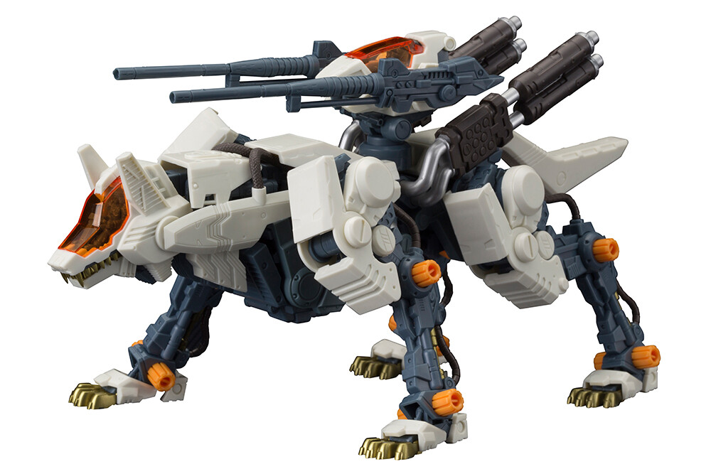 Kotobukiya ZOIDS RHI-3 COMMAND WOLF REPACKAGE Ver.