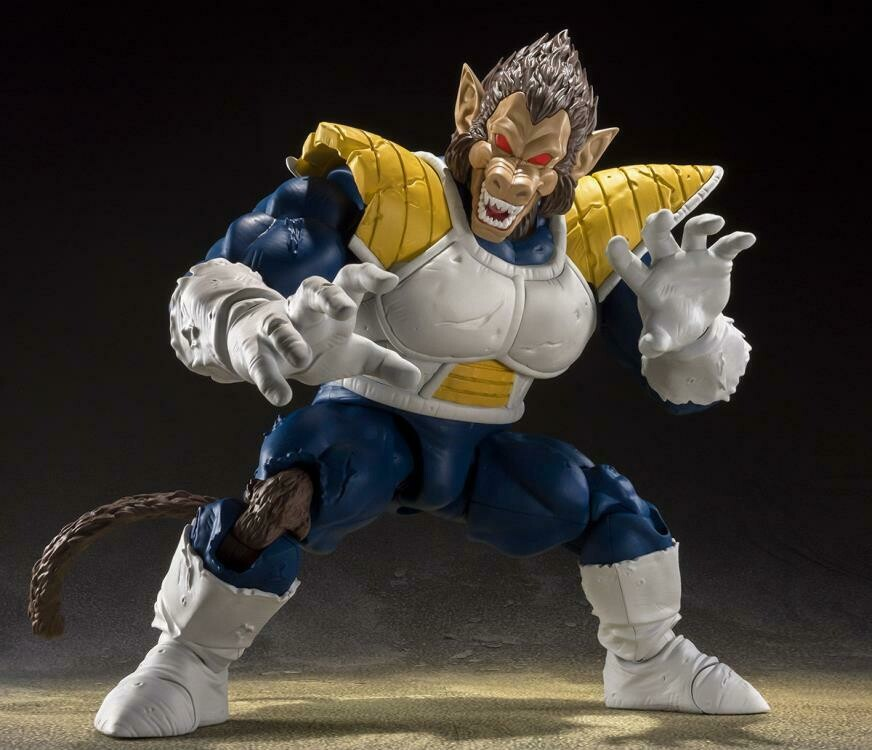 Bandai Dragon Ball Z S.H.Figuarts Great Ape Vegeta