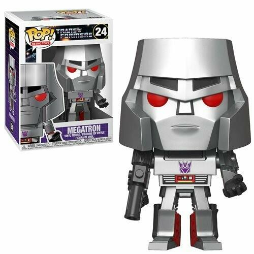 PRE-ORDER Transformers Megatron Pop! Vinyl Figure