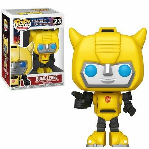 PRE-ORDER Transformers Bumblebee Pop! Vinyl Figure