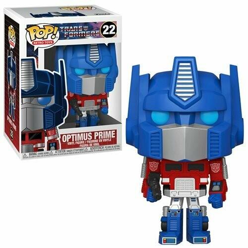 Funko Transformers Optimus Prime Pop! Vinyl Figure
