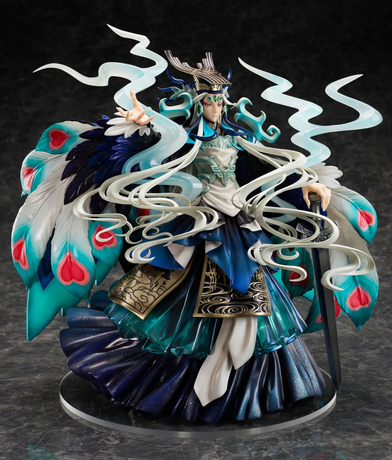 PRE-ORDER Fate/Grand Order Ruler/Qin 1/7 Scale Figure