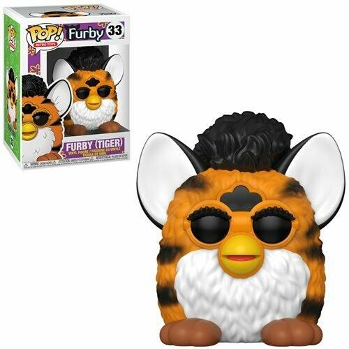 Funko Tiger Furby Pop! Vinyl Figure