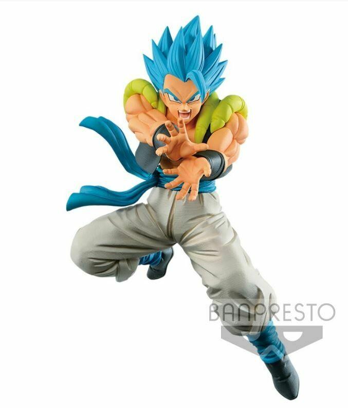 Banpresto DRAGON BALL SUPER GOGETA -SUPER KAMEHAMEHA-II VER.1 SSJ God Blue