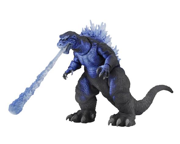 Neca Godzilla - 12″ Head-to-Tail Action Figure – 2001 Godzilla (Atomic Blast)