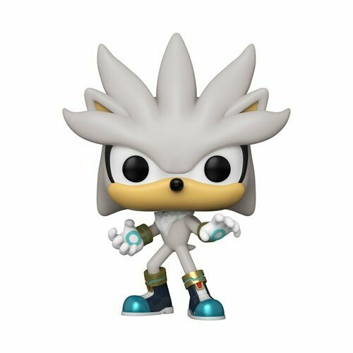 PRE-ORDER Sonic the Hedgehog 30th Anniversary Silver Pop! Vinyl Figure