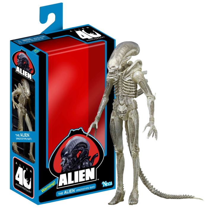 "Alien - Big Chap Prototype 40th Anniversary 7"" Action Figure"