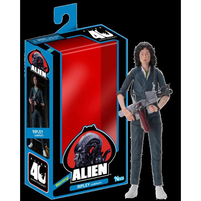 "Alien - New Ripley 40th Anniversary 7"" Action Figure"