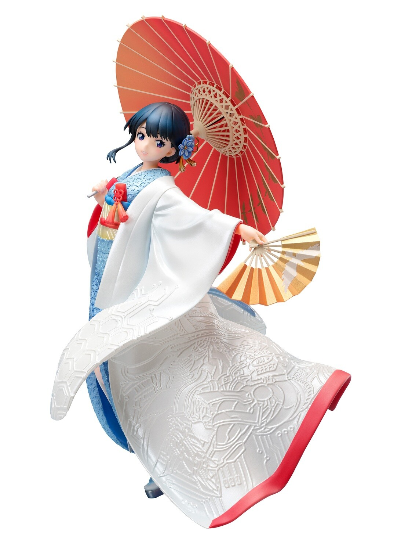 PRE-ORDER SSSS.GRIDMAN Rikka Takarada - Shiromuku - 1/7 Scale Figure