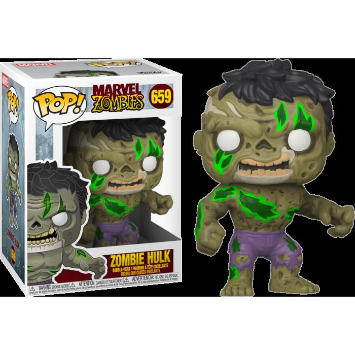 Marvel Zombies Hulk Pop! Vinyl Figure