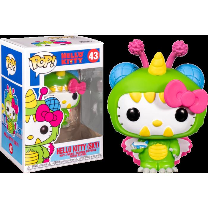 Sanrio Hello Kitty x Kaiju Sky Kaiju Pop! Vinyl Figure