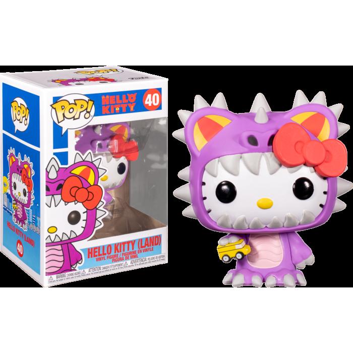 Sanrio Hello Kitty x Kaiju Land Kaiju Pop! Vinyl Figure