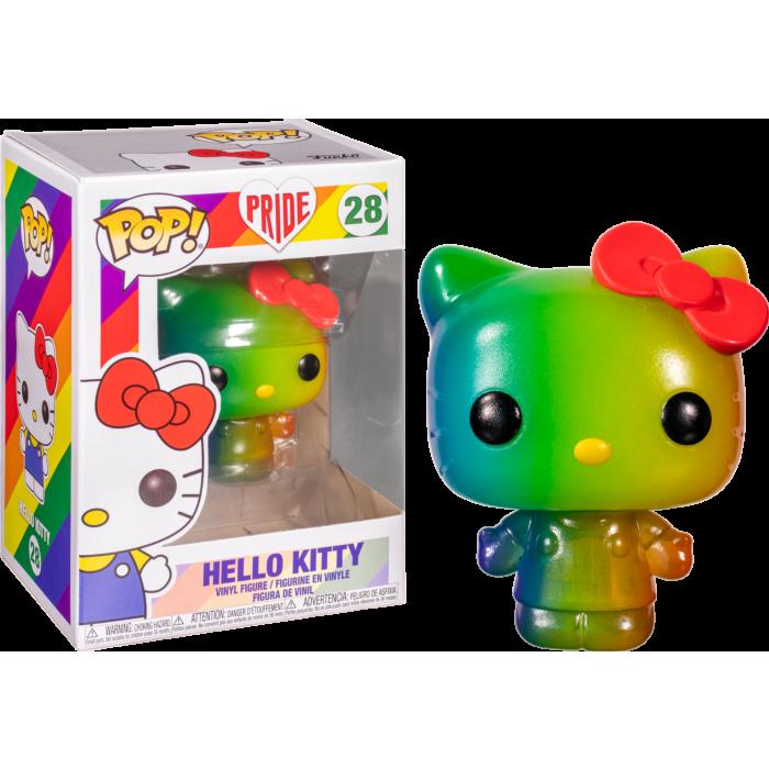 Funko Hello Kitty Pride 2020 Rainbow Pop! Vinyl Figure