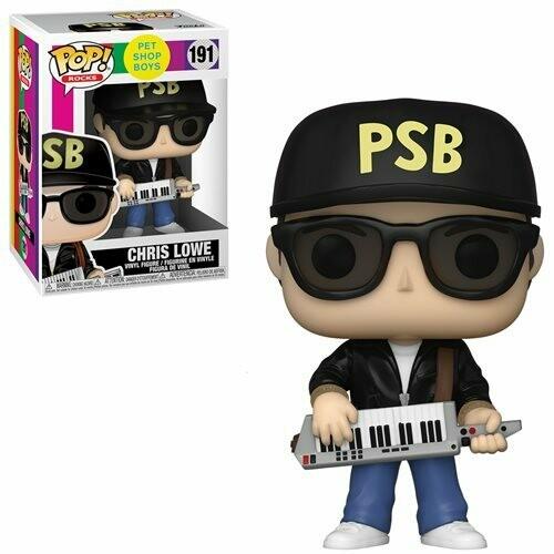 Pet Shop Boys Chris Lowe Pop! Vinyl Figure