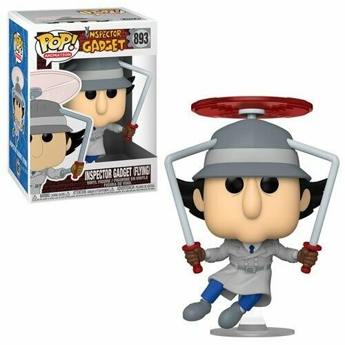 Inspector Gadget Flying Pop! Vinyl Figure