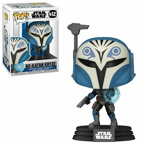 Star Wars: The Clone Wars Bo-Katan Pop! Vinyl Figure