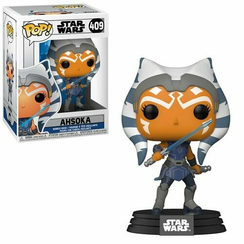 Funko Star Wars: The Clone Wars Ahsoka Pop! Vinyl Figure