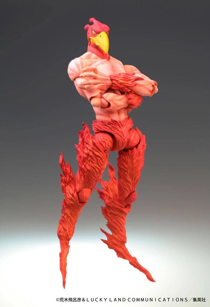 CHOZOKADO MAGICIAN'S RED - JOJO'S BIZARRE ADVENTURE