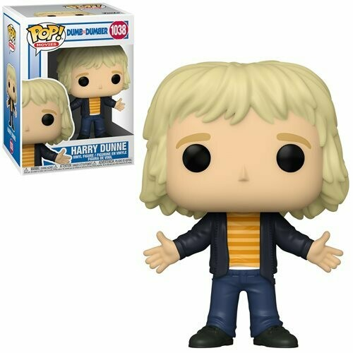 Funko Dumb and Dumber Casual Harry Pop! Vinyl Figure