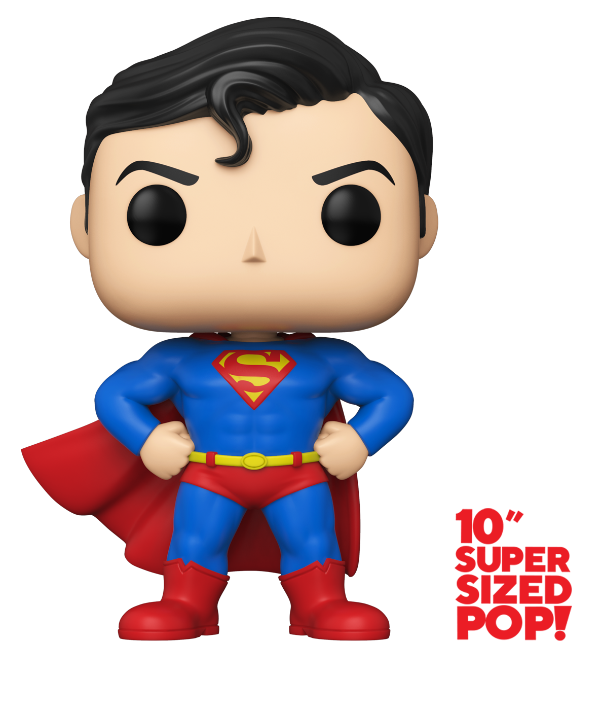 "Funko Superman - Superman 10"" Exclusive Pop! Vinyl"