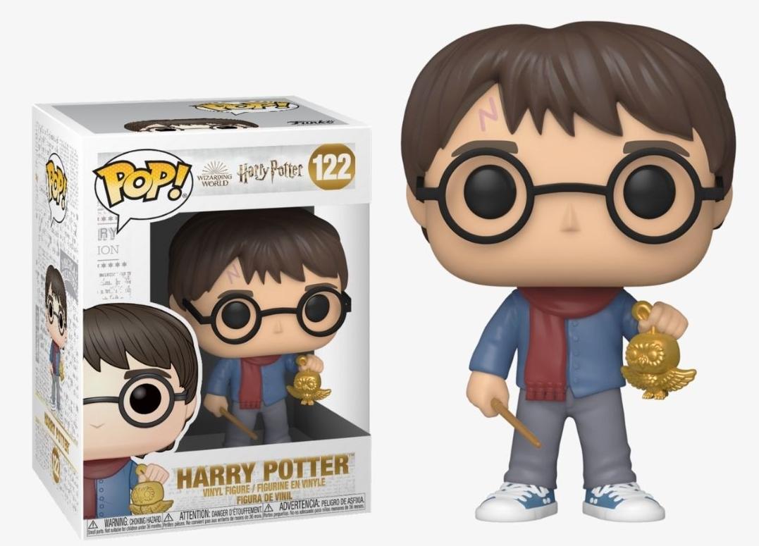 Harry Potter - Harry Holiday Pop! Vinyl Figure