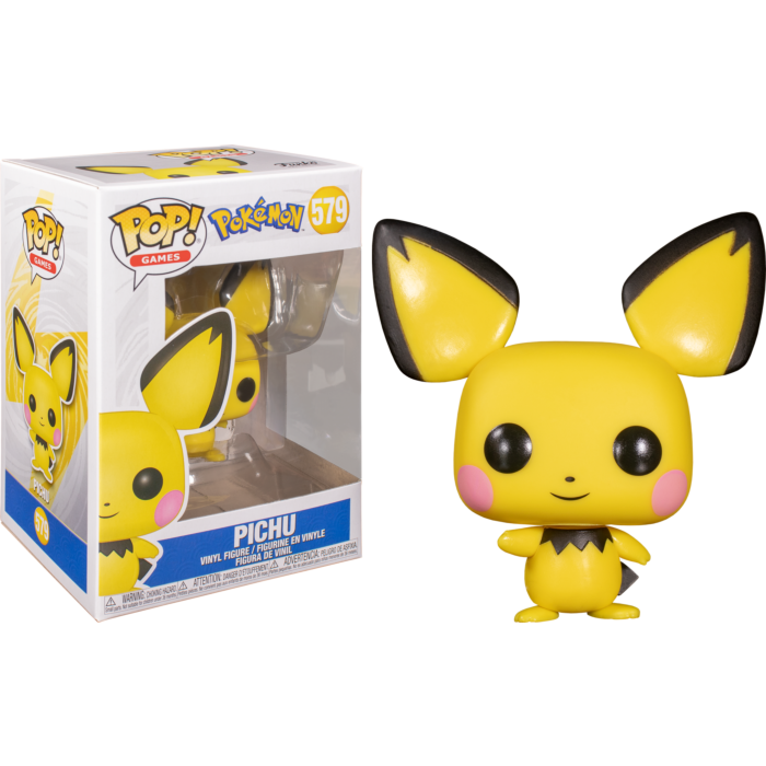 Funko Pokemon Pichu Pop! Vinyl Figure