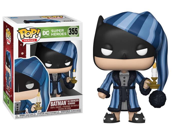 Batman - Batman Scrooge Holiday Pop! Vinyl Figure