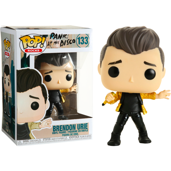 Panic! at the Disco Brendon Urie Pop! Viyl Figure