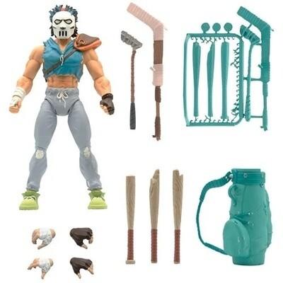 PRE-ORDER Super7 Teenage Mutant Ninja Turtles Ultimates Casey Jones 7-Inch Action Figure