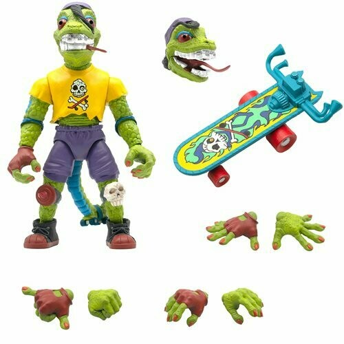 PRE-ORDER Teenage Mutant Ninja Turtles Ultimates Mondo Gecko 7-Inch Action Figure