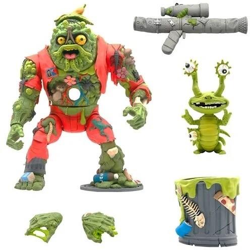 PRE-ORDER Teenage Mutant Ninja Turtles Ultimates Muckman and Joe Eyeball 7-Inch Action Figure