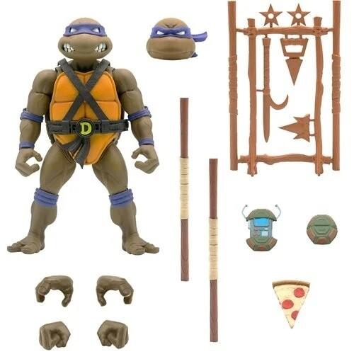 PRE-ORDER Teenage Mutant Ninja Turtles Ultimates Donatello 7-Inch Action Figure