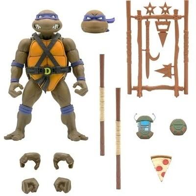 PRE-ORDER Super7 Teenage Mutant Ninja Turtles Ultimates Donatello 7-Inch Action Figure
