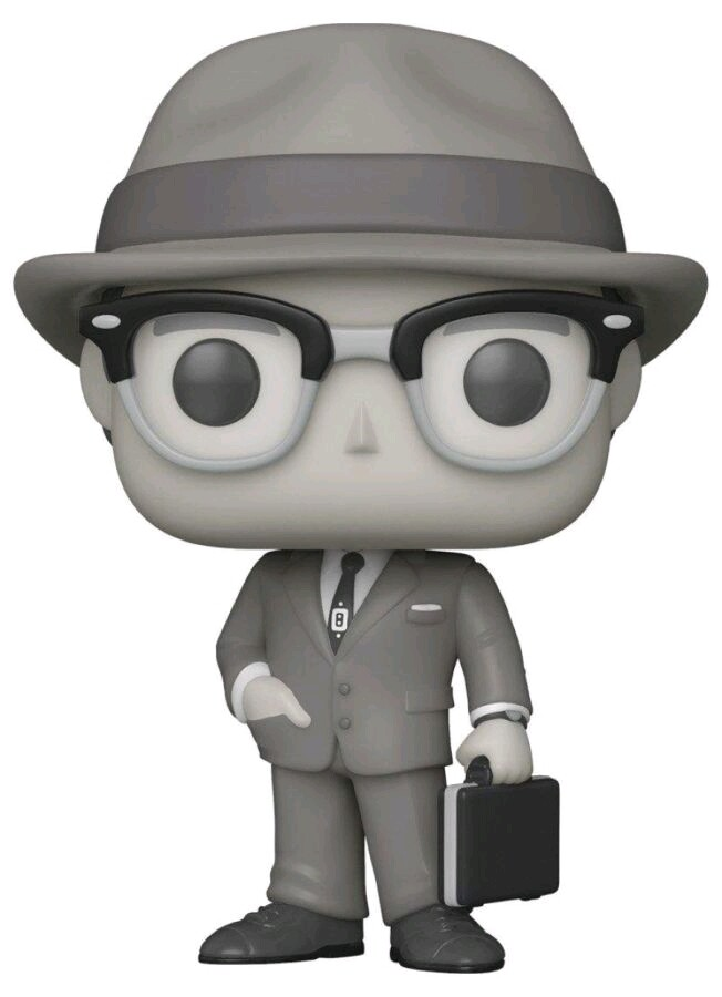 Wandavision - 50's Vision Black & White Pop! Vinyl Figure