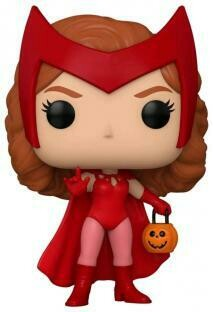 Wandavision - Halloween Wanda Pop! Vinyl Figure