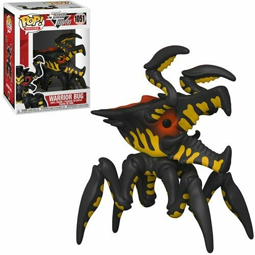 PRE-ORDER Starship Troopers Warrior Bug Pop! Vinyl Figure
