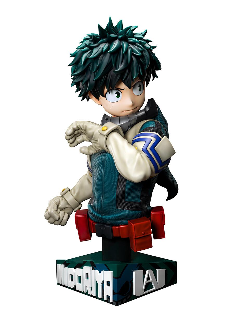 PRE-ORDER My Hero Academia Izuku Midoriya 1/1 Scale Bust Figure