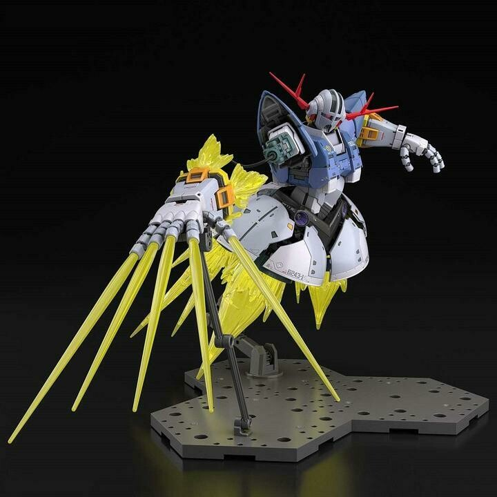 PRE-ORDERRG 1/144 MOBILE SUIT GUNDAM LAST SHOOTING ZEONG EFFECT SET Plastic Model Kit