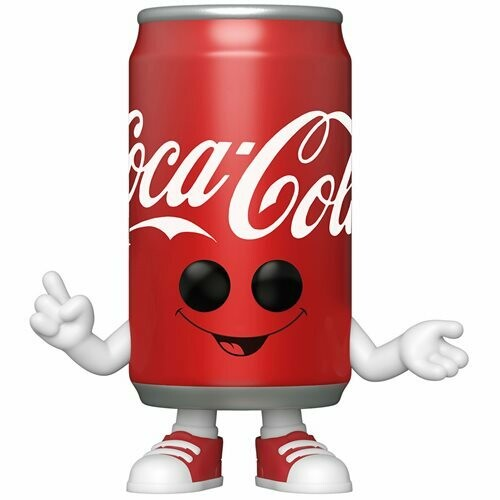 PRE-ORDER Coca-Cola Coke Can Pop! Vinyl Figure