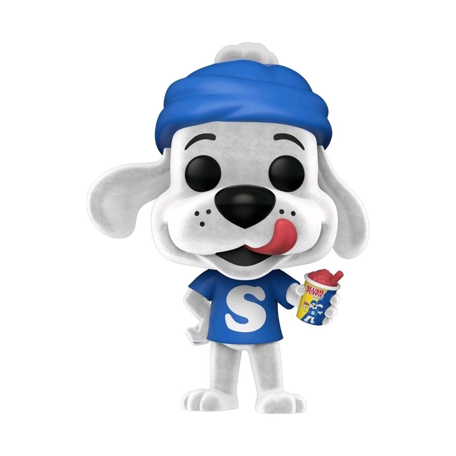 Funko Slush Puppie Flocked Exclusive Pop! Vinyl Figure