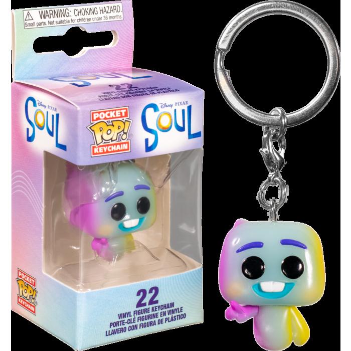 Soul (2020) - 22 Pocket Pop! Vinyl Keychain