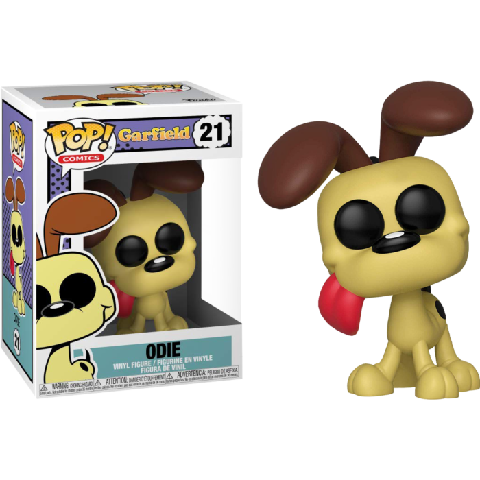 Garfield - Odie Pop! Vinyl Figure