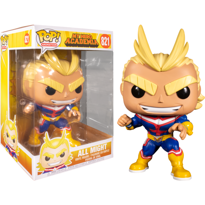 Funko My Hero Academia All Might 10-Inch Pop! Vinyl Figure